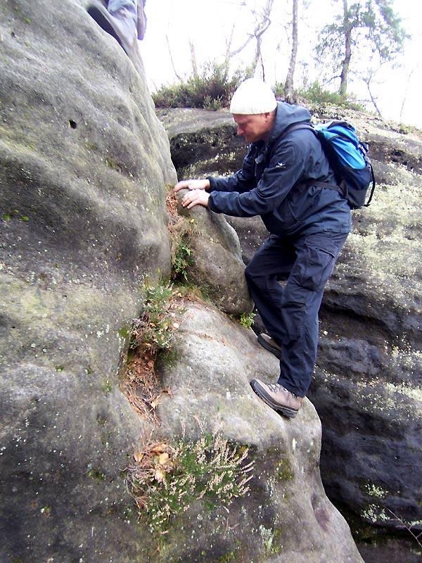Nationalparkverwaltung führt Stiegenfreunde