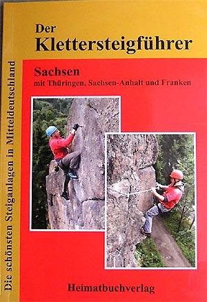 Klettersteigführer Sachsen