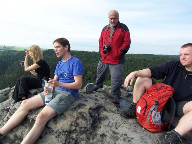 Honigstein: Gipfel