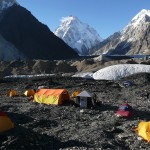 Blick vom Concordiaplatz zum K2