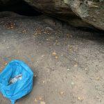 Hocksteinhöhle nachher