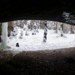 Höhle am Steinbruch